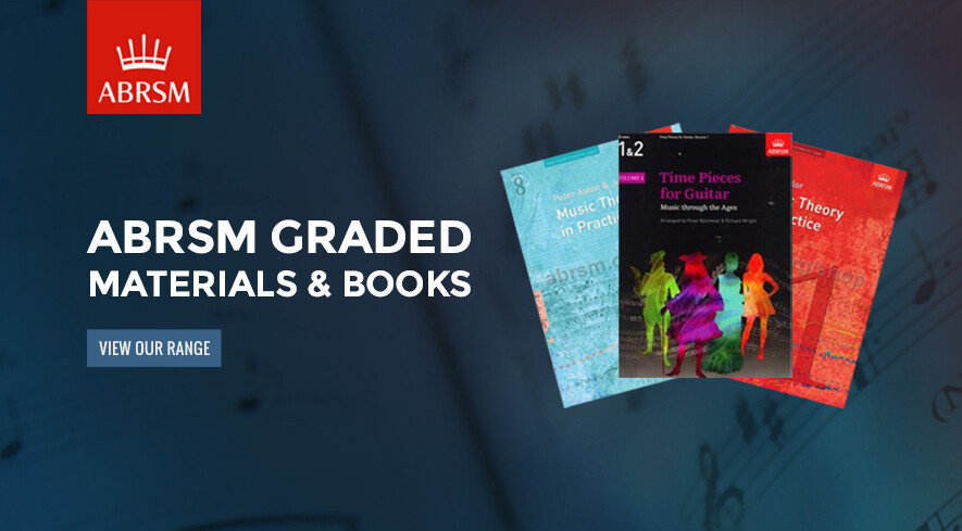ABRSM Graded Materials & Books